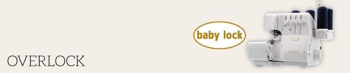 Babylock Overlock/Coverlock