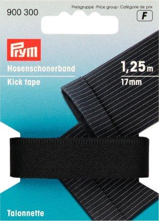 Prym Hosenschonerband schwarz