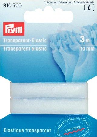 Prym Transparent-Elastic 10 mm