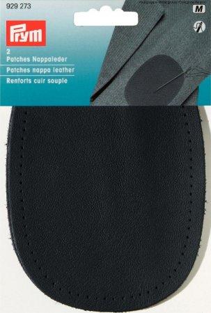 Prym Patches Nappaleder (nähen) dunkelblau