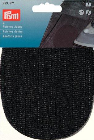 Prym Patches Jeans (bügeln) 10 x 14 cm schwarz