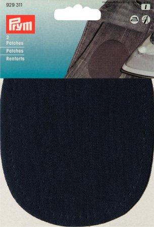 Prym Patches CO (bügeln) 10 x 14 cm marine
