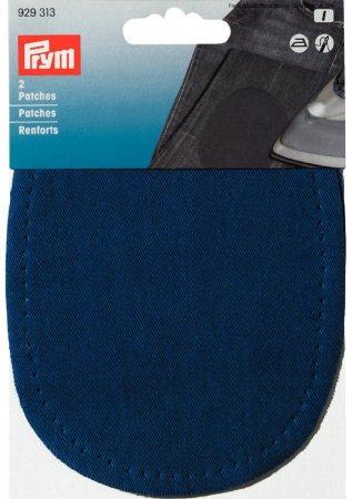 Prym Patches CO (bügeln) 10 x 14 cm blau