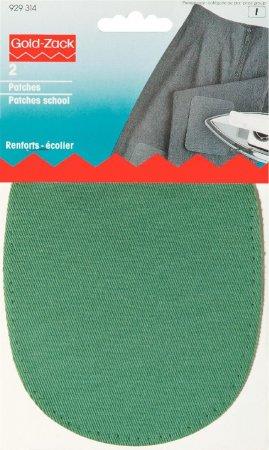 Prym Patches CO (bügeln) 10 x 14 cm grün