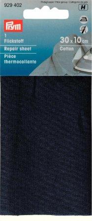 Prym Flickstoff CO (bügeln) 12 x 45 cm marine