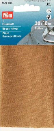 Prym Flickstoff CO (bügeln) 12 x 45 cm beige