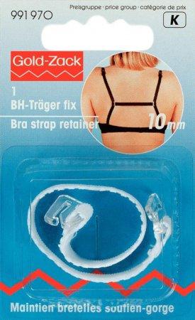 Prym BH-Träger fix 10 mm weiss