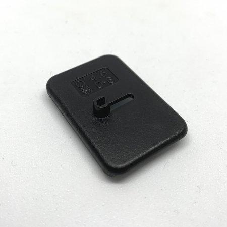 Pfaff Lochstickplatte 4,5 mm  NML
