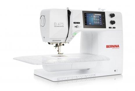 Bernina 475QE Computernähmaschine