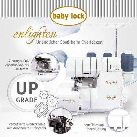 Babylock  Enlighten  special edition