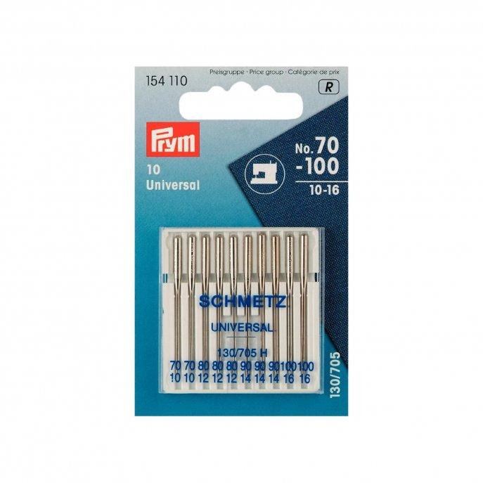 Prym Nähmaschinennadeln 154110 Standard 70-100