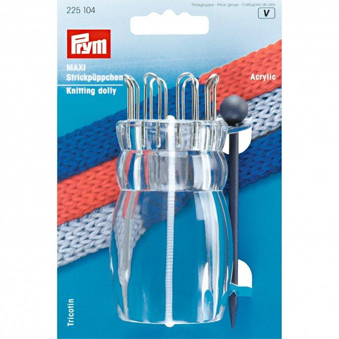 Prym Strickpüppchen Maxi mit Nadel