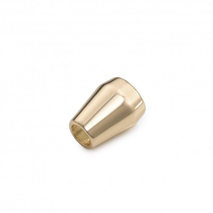 Prym Kordelenden konisch new gold
