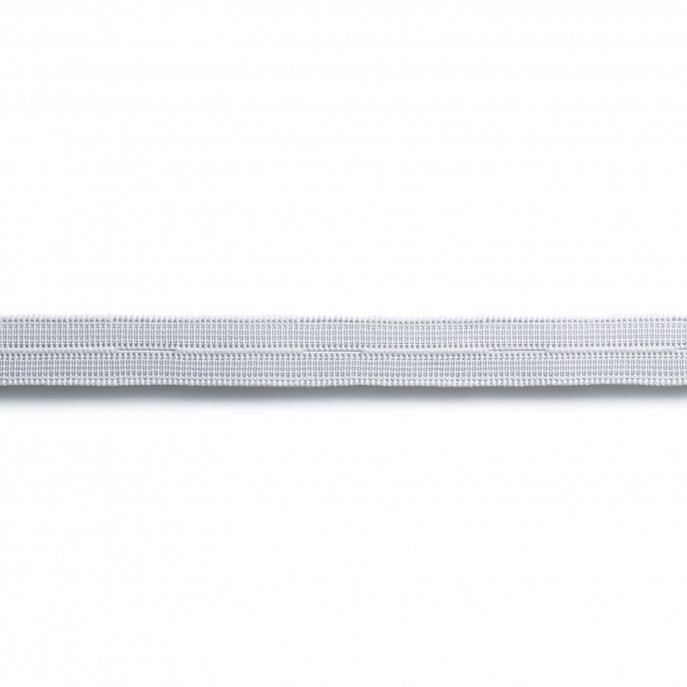 Prym Knopfloch-Elastic 12 mm weiss
