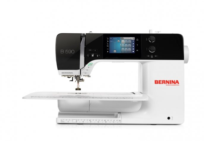 Bernina 590 inkl. Stickmodul
