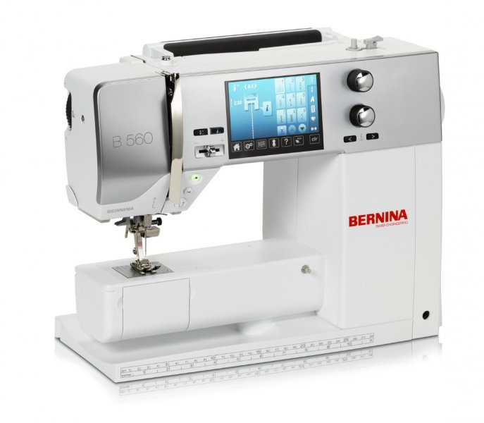 Bernina  560 Näh-/Stickmaschine ohne Stickmodul