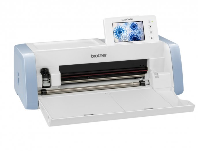 Brother Hobbyplotter Scan-NCut DX1000