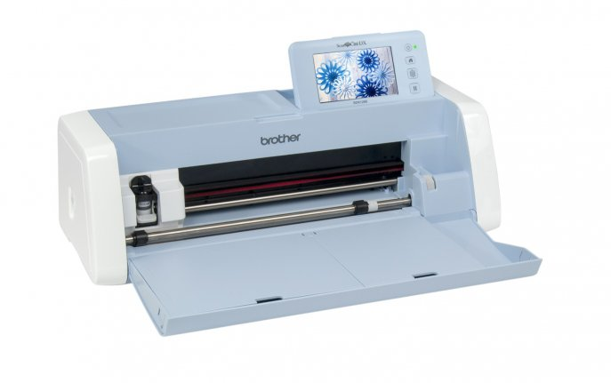 Brother Hobbyplotter Scan-NCut DX1200