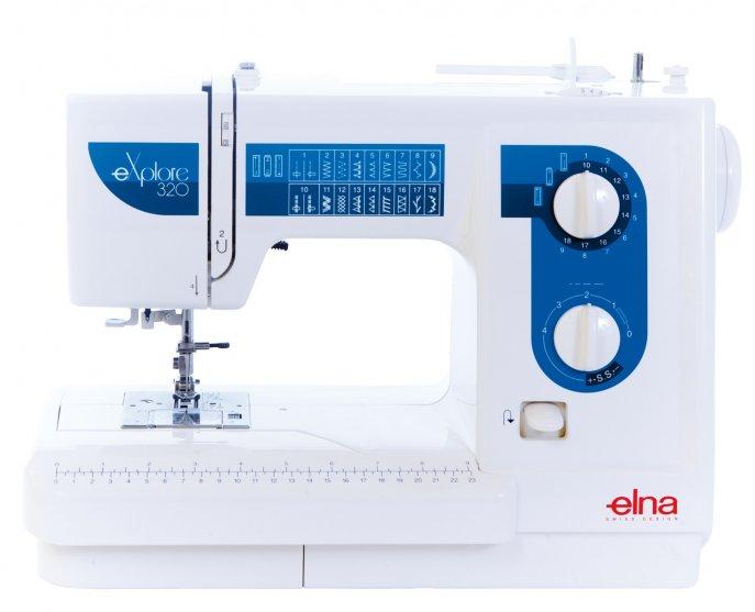 Elna  320 eXplore mechanische Nähmaschine