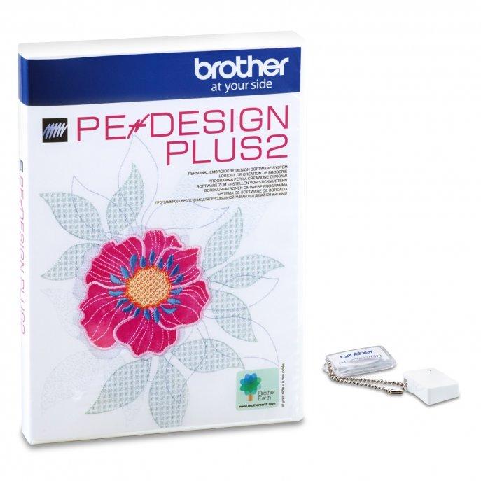 Software Brother PE-Design Plus 2