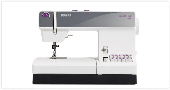 Pfaff  Select 3.2  IDT mechanische Nähmaschine