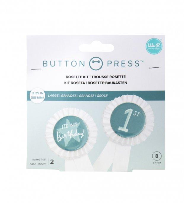 WR Button Presse Schleifen-Set