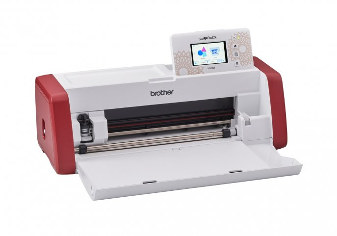 Brother Hobbyplotter Scan-NCut DX900