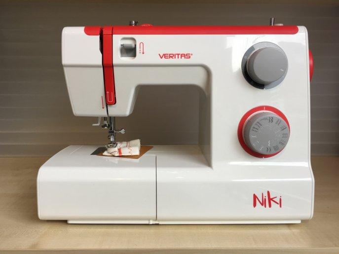 Veritas Niki Creativa Messemaschine