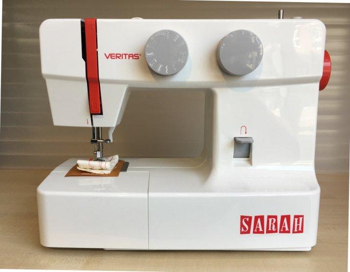 Veritas Sarah Creativa Messemaschine