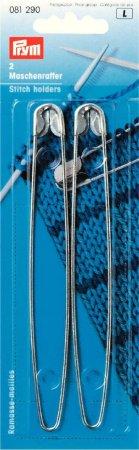 Prym Maschenraffer Edelstahl 135 mm silberfarbig