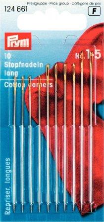 Prym Stopfnadeln lang ST 1-5 silberfarbig/goldfarbig