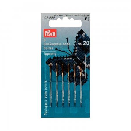 Prym Sticknadeln ohne Sp. ST 20 1,00 x 43 mm