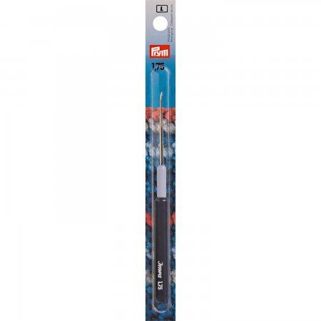 Prym Garn-Häkelnadeln KST-Griff ST 1,75 mm silberfarbig