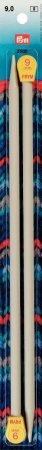 Prym Jackenstricknadeln KST 35 cm 9,00 mm grau