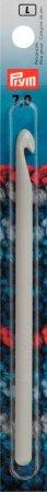 Prym Woll-Häkelnadeln o. Griff KST 14 cm 7,00 mm grau