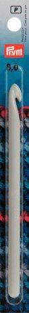 Prym Woll-Häkelnadeln o. Griff KST 14 cm 8,00 mm grau
