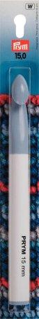 Prym Woll-Häkelnadeln o. Griff KST 17 cm 15,00 mm grau