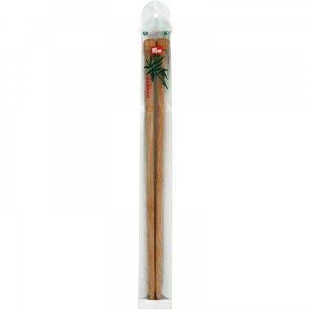 Prym Jackenstricknadeln BAMBUS 33 cm 8,00 mm