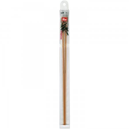 Prym Jackenstricknadeln BAMBUS 33 cm 3,25 mm