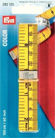 Prym Massband Color Analog 150 cm 60 inch