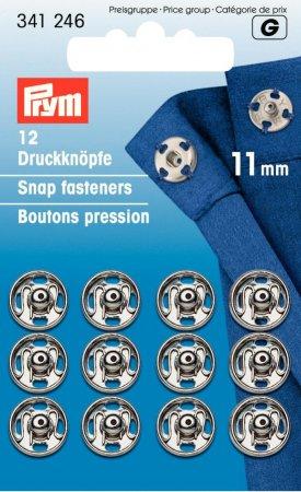 Prym Annäh-Druckknöpfe 341246 MS 1 m