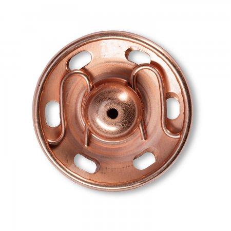 Prym Annaehdruckknopf MS 21 mm roségold