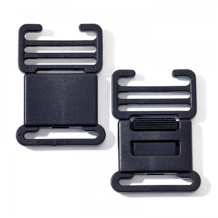 Prym Steckschnallen KST 35 mm schwarz