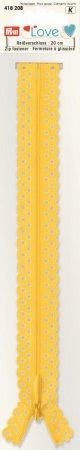 Prym Love Reissverschluss S11 Deko 20cm sonnengelb