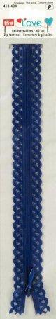 Prym Love Reissverschluss S11 Deko 40cm lila
