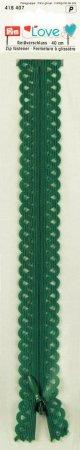 Prym Love Reissverschluss S11 Deko 40cm smaragd