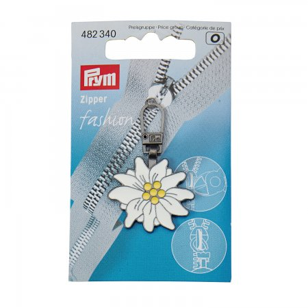 Prym Fashion-Zipper Alpen Edelweiss