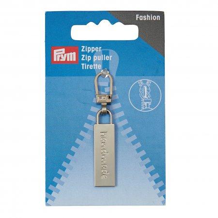 Prym Fashion Zipper-handmade silberfarbig