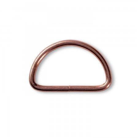 Prym Halbrundringe 30 mm roségold