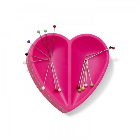 Prym Love Magnet-Nadelkissen Herz